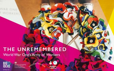 The Unremembered is now UK-wide