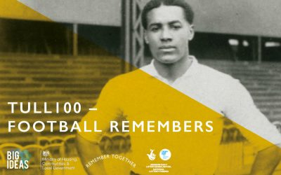 Tull100 — Football Remembers is now UK-wide