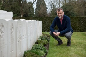 Hugh Dennis St Pancras Cemetery Living Memory 1