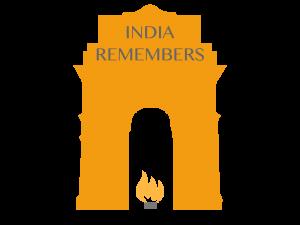India Remembers Logo