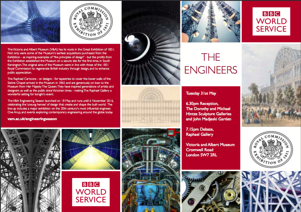 The Engineers: Royal Commission for the Exhibition of 1851