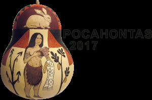 Pocahontas 2017 logo