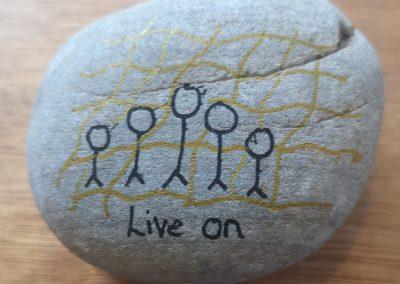 'Live on' - Coleford