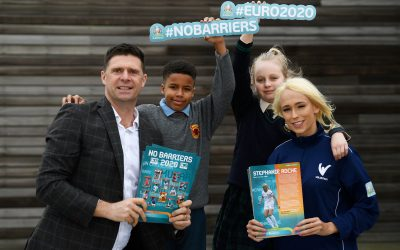 No Barriers 2020 launches in the Republic of Ireland